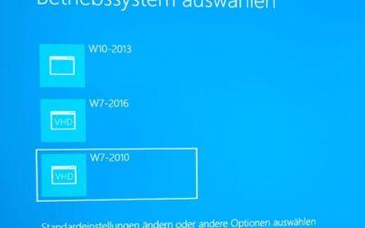 Windows 7 läuft aus – Windows 10 aufspielen